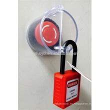 Aprobar la longitud del CE 1.8m y el diámetro del cable 5m m ABS bloqueo barato del interruptor de pared
