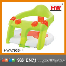 2015 New Plastic Safety Bath Chair For Baby