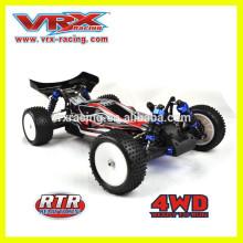 VRX Racing RH1017PR Geist LE brushless Buggy, rosa, 1/10 Skala