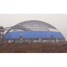 Construcción de estructuras de acero de alta gama para la construcción