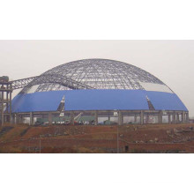High-End Steel Structure Construction for Building