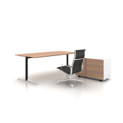 High End Modern Office Furniture Wooden Office Table