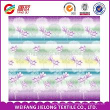 Китайский поставщик хлопчатобумажной ткани пигмент печати 32*32 для постельного белья