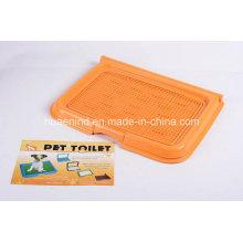 Toilettes pour animaux de compagnie colorés, produits de toilettage pour animaux de compagnie
