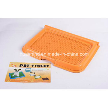 Coloured Pet Toilet, Pet Grooming Products