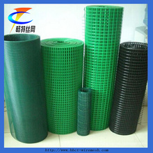 China Factory PVC Coated Welded Wire Mesh (ISO 9001)