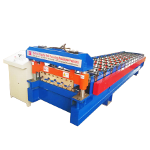 High Quality Trapezoidal Metal Sheet Roofing Machine