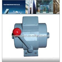 Aufzugs-Sicherheitseinrichtung Aufzugseilbremse