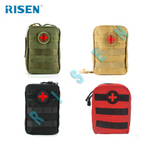 600D Polyester Factory Military Medical Molle Tactical Camping Survival First Aid Kit