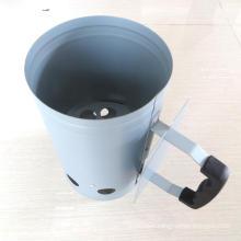 Chimney Charcoal Starter Outdoor Coal Bucket (HA67003)