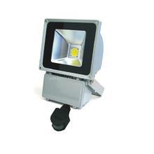 70W PIR Motion Sensor Projecteur LED Lampe Projecteur Extérieur