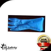 SRSAFETY латексные чистящие перчатки для мытья посуды производитель