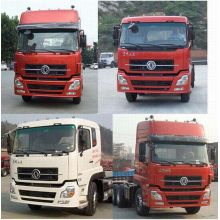 Dongfeng small old tractor trailers for sale