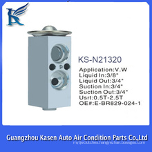 Auto ac cae use refrigeration expansion valve FOR VW