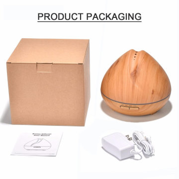 400ml Wooden Large Room Oil Diffuser