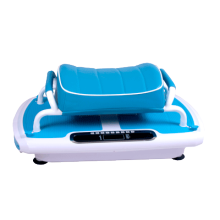 New Crazy Fitness Body Building Vibration Plate