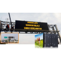 Goede kwaliteit High Definition Fixed Traffic Led Display