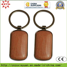 Schnelle Lieferung Zeit benutzerdefinierte Holz Schlüsselanhänger