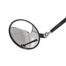 Vehicle security inspection mirror