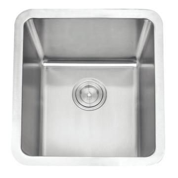 Cupc Edelstahl Radius 25 Single Bowl Sink für Küche