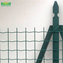 low price pvc coated euro fence
