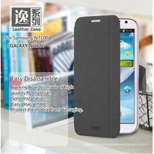 Grey Color Mofi Cellphone Protective Case For Samsung Galaxy Note2 / N7100