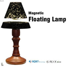 New Invetion ! Floating and rotating led bedside reading lamp