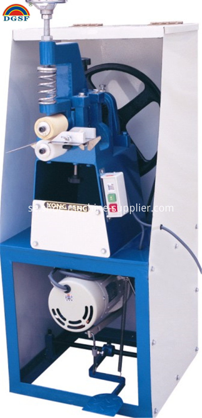 Leather Belt Laminating Machine