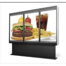 3 * 3 LCD ao ar livre legível