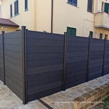 205*20mm WPC Wood Plastic Composite Fence Panels