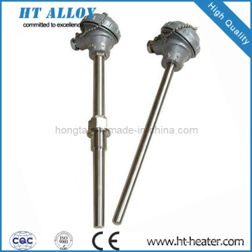 Stainless Steel Thermowell Thermocouple Sensor