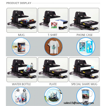 FREESUB Sublimation Machine Make Your Own Phone Case