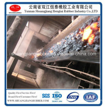Heat Resistant Rubber Conveyor Belt for Coal Mine GB/T20021-2005