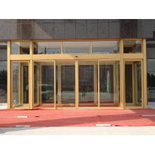 2015 nueva puerta deslizante integrada automática con la certificación del CE (AN2566)
