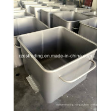 International Standard Stainless Steel 200L Meat Trolley
