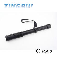 Polizei Werkzeug Licht Taktstock Wiederaufladbare Fackel Waffe Mace Led Taschenlampe