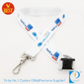 Custom Full Colors Printed Lanyard for International Conference (LN-0137)