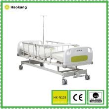 Elektrisches Zwei-Funktions-Krankenhausbett mit Zentralbremse (HK-N103)