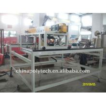 PVC Glazed tile cutting machine
