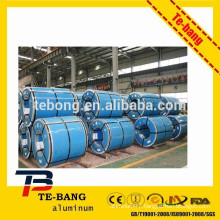 Zinc colour coating steel coil