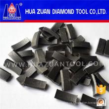 Segmentos de Diamant agresivos Core Dril para reforzar el concreto