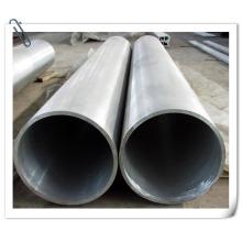 Tubes en aluminium sans soudure, connecteur de tube en aluminium / supports de tubes en aluminium