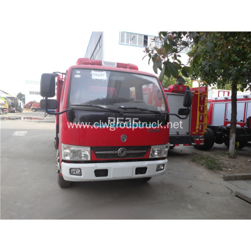 Dongfeng fire fighting truck with fire fighting equipment