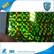 Best seller holographic rainbow film foil for car wrap vinyl