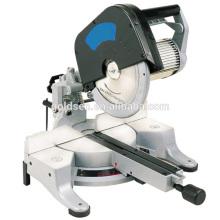 255 milímetros de cabeça elétrica de indução desviando Mitre Saw poder portátil Wood ALuminum Boss Cutting Machine