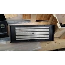 Caixa magnética do sistema de cofragem magnética