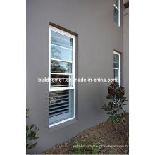 Modern Residential Aluminium Double Hung Windows