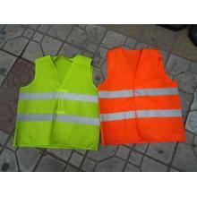 Sicherheitsschutz Radfahren En20471 Hohe Sichtbarkeit Gelb Reflektierende Sicherheitsweste