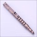 Hot Stainless Steel Tactical Self-Defense Pen for Private Person T003