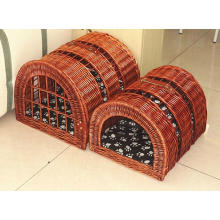 (BC-PK1012) High Quality Handmade Willow Pet House